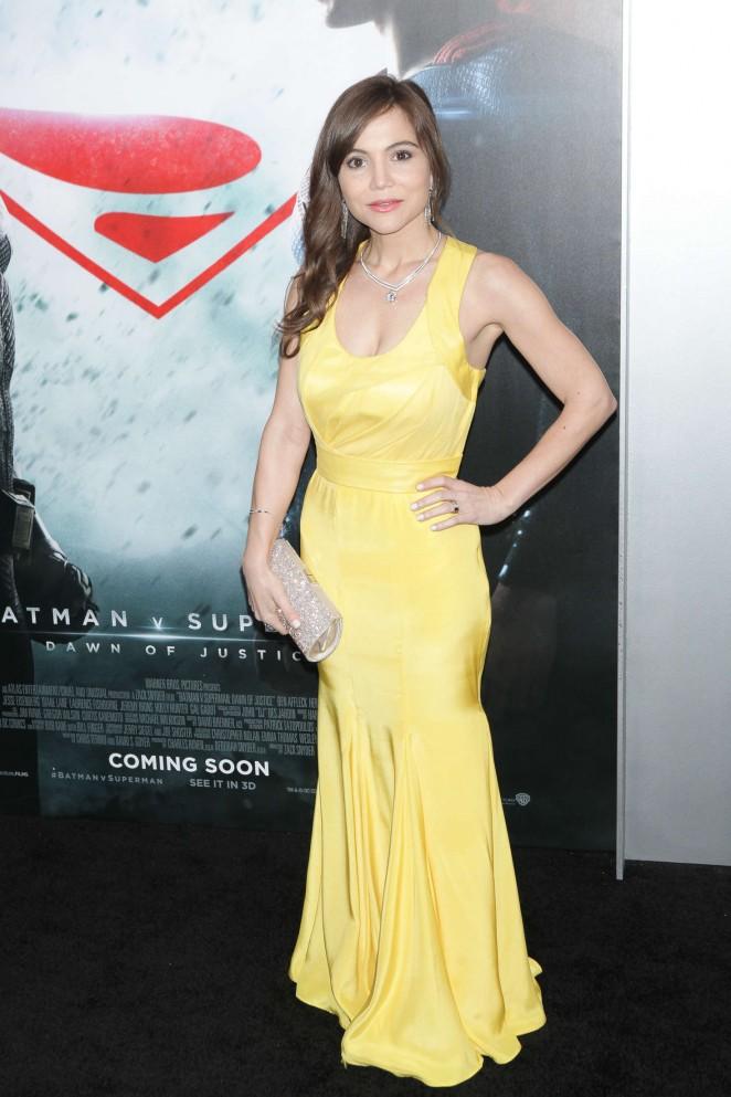 Christina Wren - 'Batman V Superman: Dawn Of Justice ...