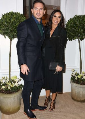 Christine Bleakley - Larry King Hairdressing Salon Launch Party in London