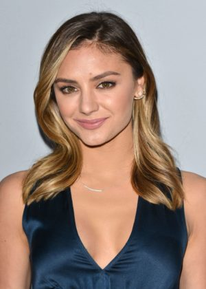 Christine Evangelista - 2017 NBCUniversal Holiday Kick Off Event in LA