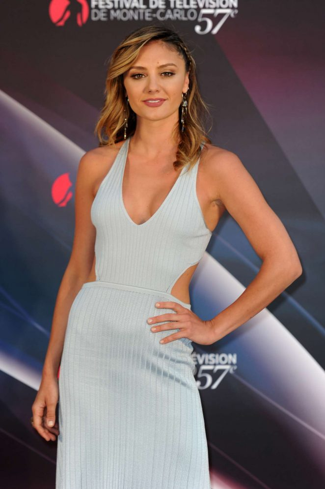 Christine Evangelista - 57th Monte Carlo Television Festival TV Series Party in Monaco