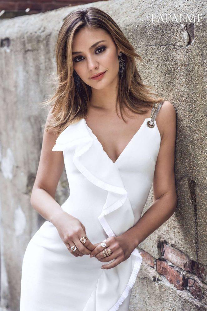 Christine Evangelista - LAPALME Magazine 2018