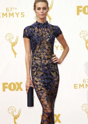 Christine Marzano - 2015 Emmy Awards in LA