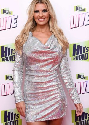 Christine McGuinness - 2018 Hits Radio Live Event in Manchester