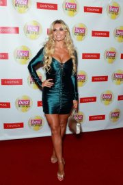 Christine Mcguinness - Best Heroes Awards 2019 in London