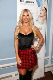 Christine McGuinness - Celebrity Pamper Gifting Day in Essex