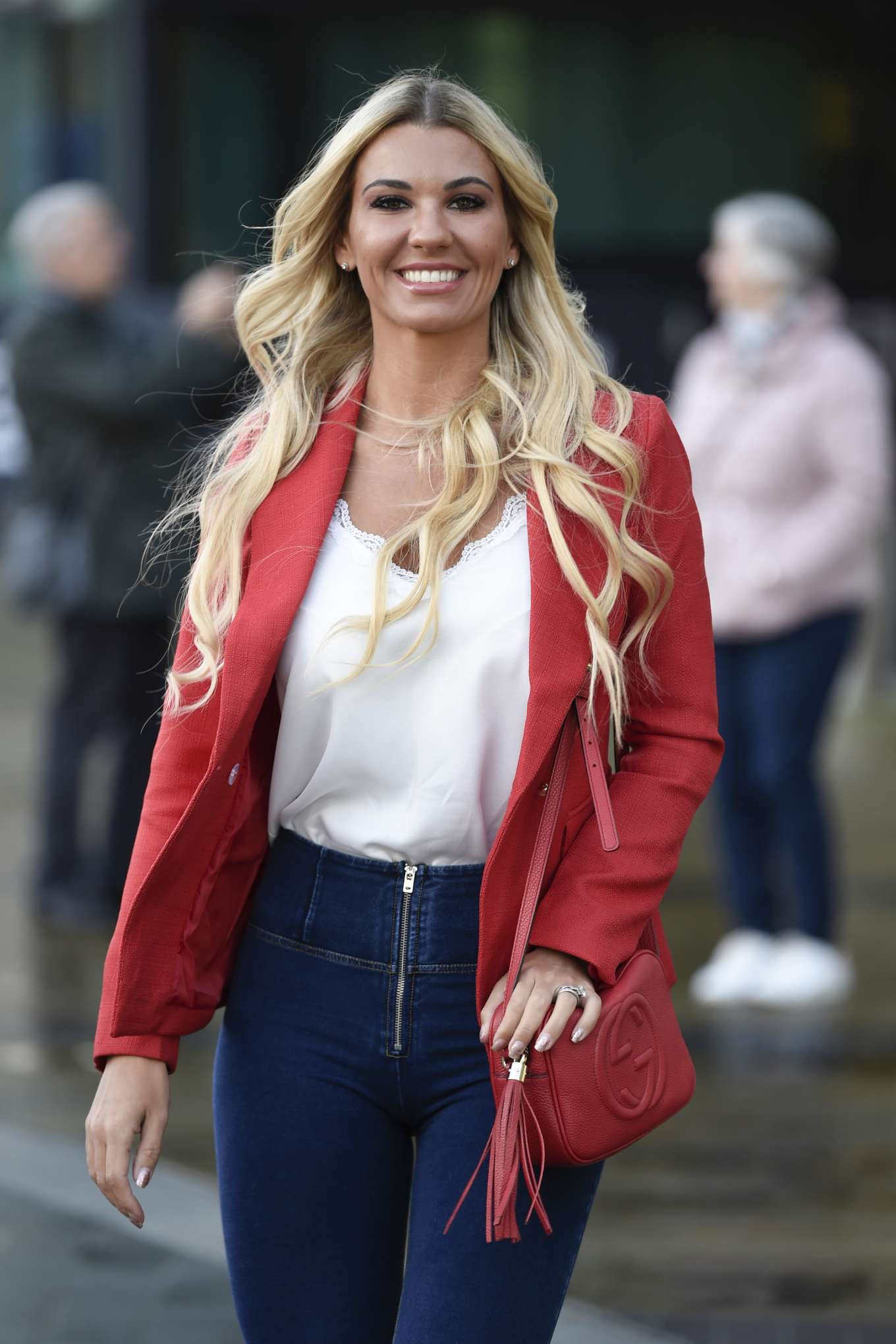 Christine McGuinness - Leaving Radio 5 Live in Manchester