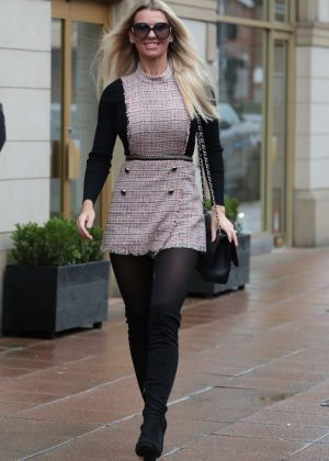 Christine McGuinness – Out in Cheshire