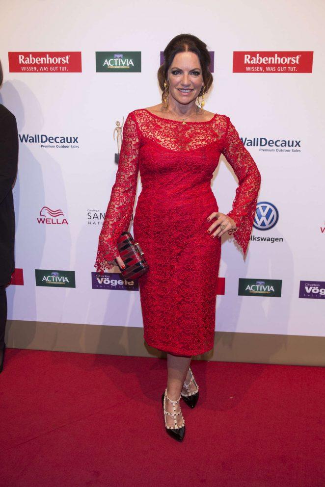 Christine Neubauer – Die Goldene Bild der Frau Awards 2016 in Hamburg