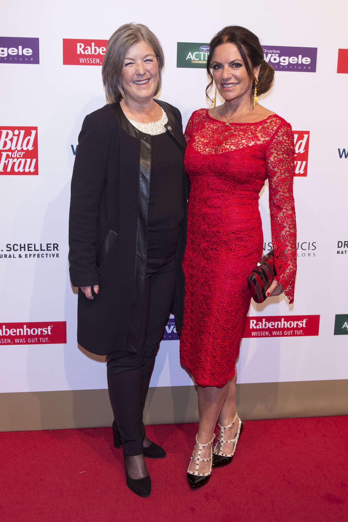 Christine Neubauer: Die Goldene Bild der Frau Awards 2016 -07
