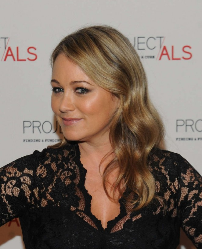 Christine Taylor: 17th Annual Project ALS New York City Gala -02
