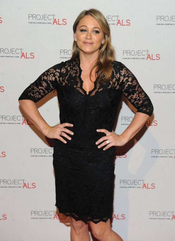 Christine Taylor - 17th Annual Project A.L.S. New York City Gala in NY