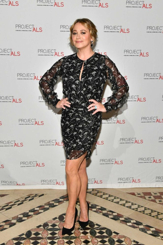 Christine Taylor - 19th Annual Project ALS Benefit Gala in NYC