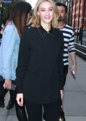 Christy Altomare at Build Series in New York