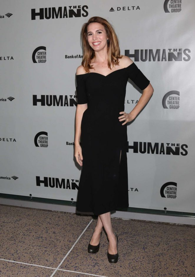 Christy Carlson Romano - Opening Night Of 'The Humans' in Los Angeles