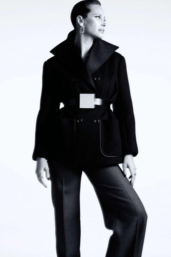 Christy Turlington - Harper's Bazaar US Magazine (September 2019)