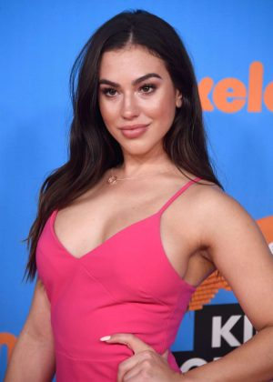 Chrysti Ane - 2018 Nickelodeon Kids' Choice Awards in Los Angeles