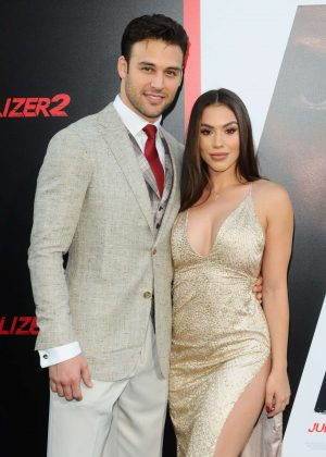Chrysti Ane - 'The Equalizer 2' Premiere in Los Angeles