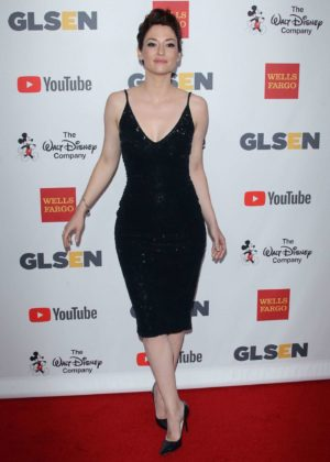 Chyler Leigh - 2017 GLSEN Respect Awards in Los Angeles
