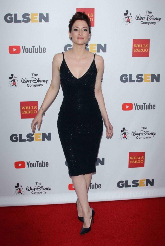 Chyler Leigh – 2017 GLSEN Respect Awards in Los Angeles