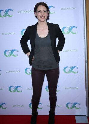 Chyler Leigh - 'Cocktails for Change' Benefit in Las Vegas