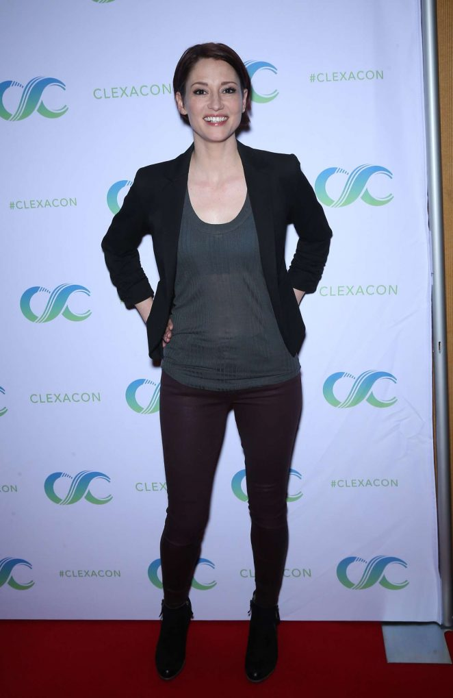 Chyler Leigh – 'Cocktails for Change' Benefit in Las Vegas