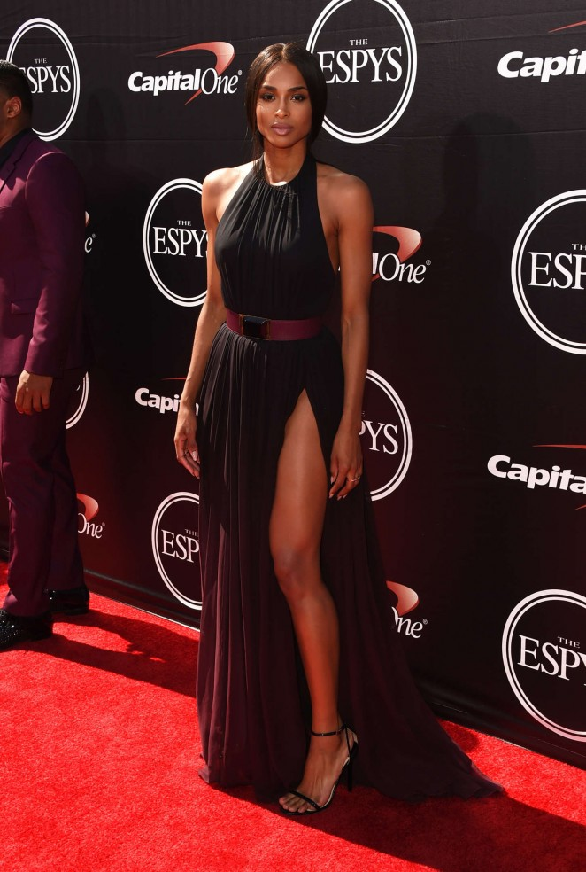 Ciara - 2015 ESPYS in Los Angeles