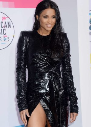 Ciara - 2017 American Music Awards in Los Angeles