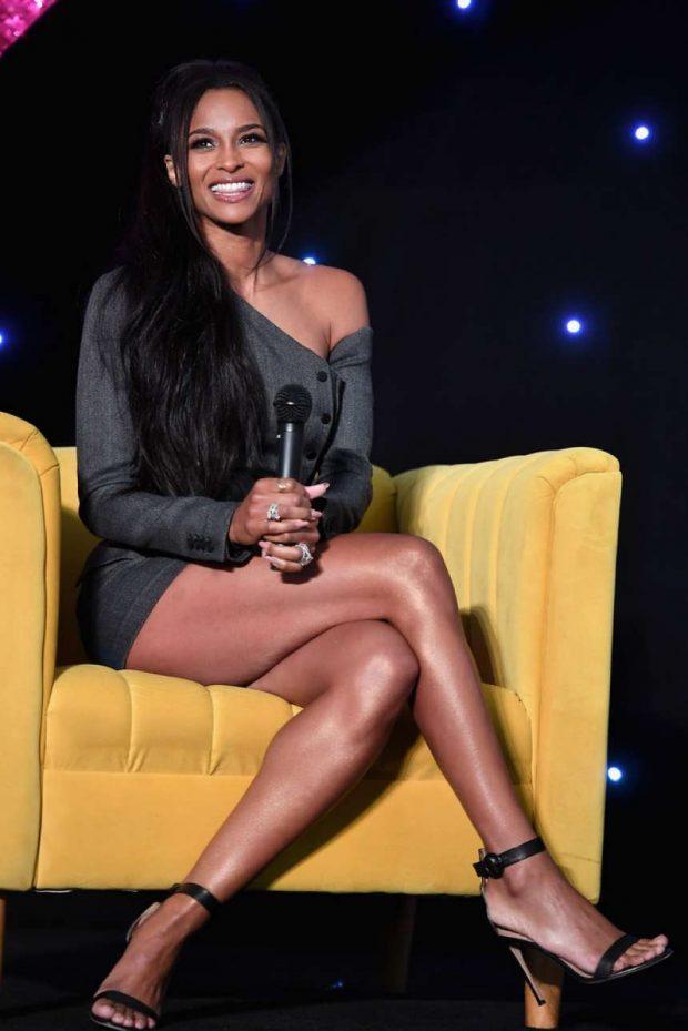 Ciara: 2019 ESSENCE Beauty Carnival -02