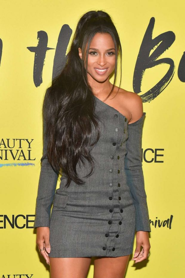 Ciara - 2019 ESSENCE Beauty Carnival - Day 1 in NYC