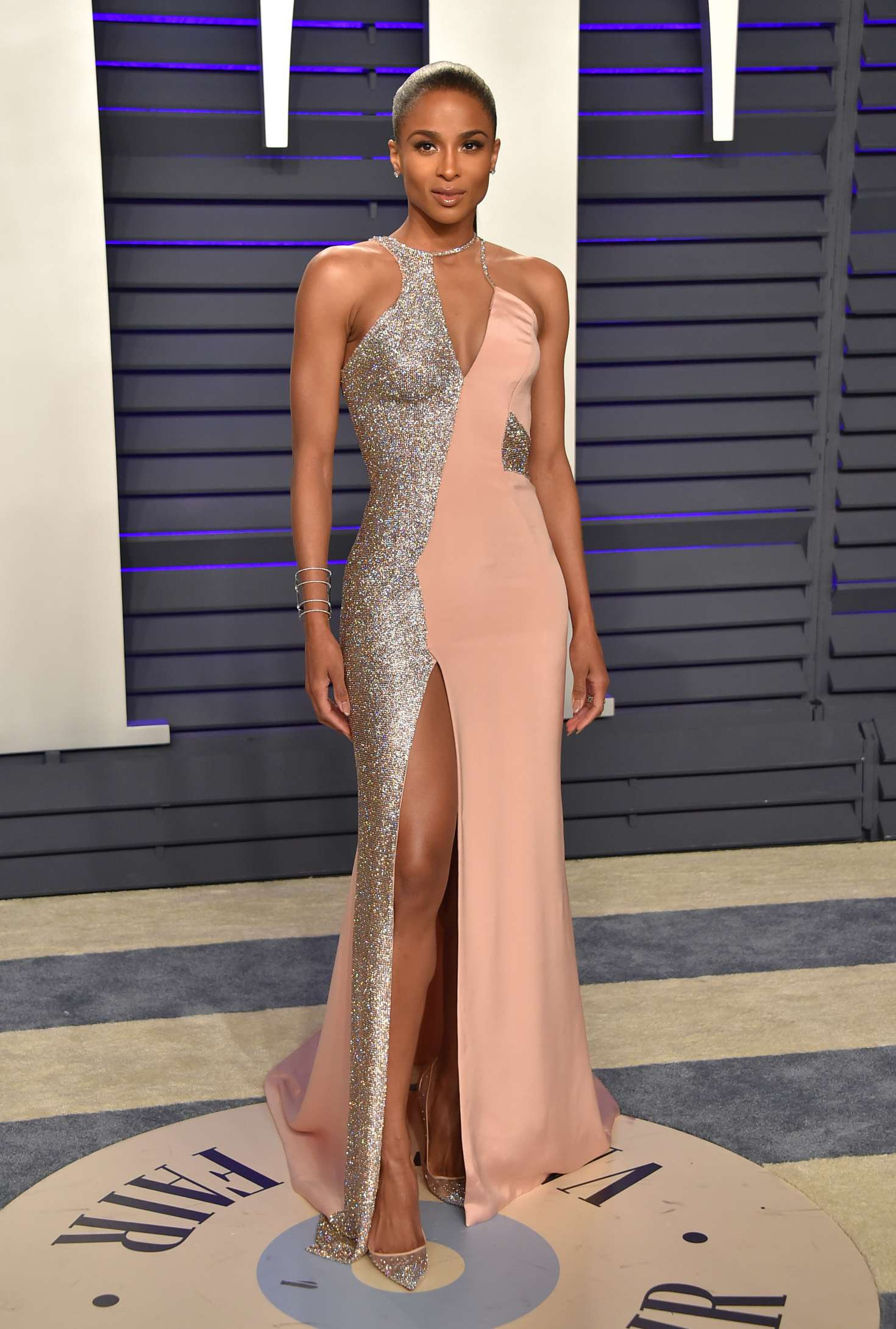 Ciara In Instyle Magazine April 2019 Issue: 2019 Vanity Fair Oscar Party In Beverly Hills