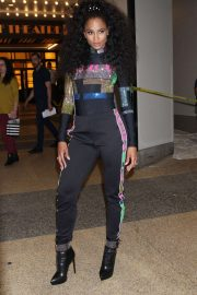 Ciara - Arrives at Mtv Trl To Talk About Her New Music in NYC