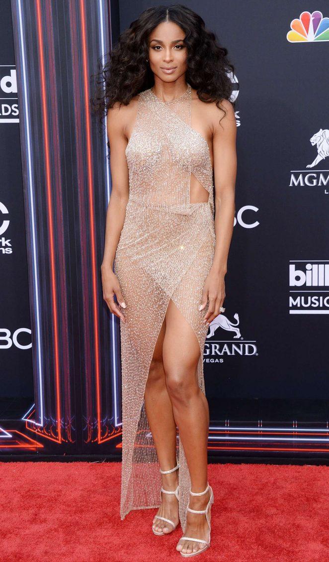 Ciara - Billboard Music Awards 2018 in Las Vegas