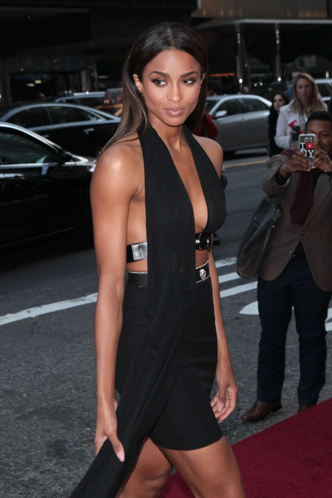 Ciara - Billboard's 10th Annual Women in Music in NY