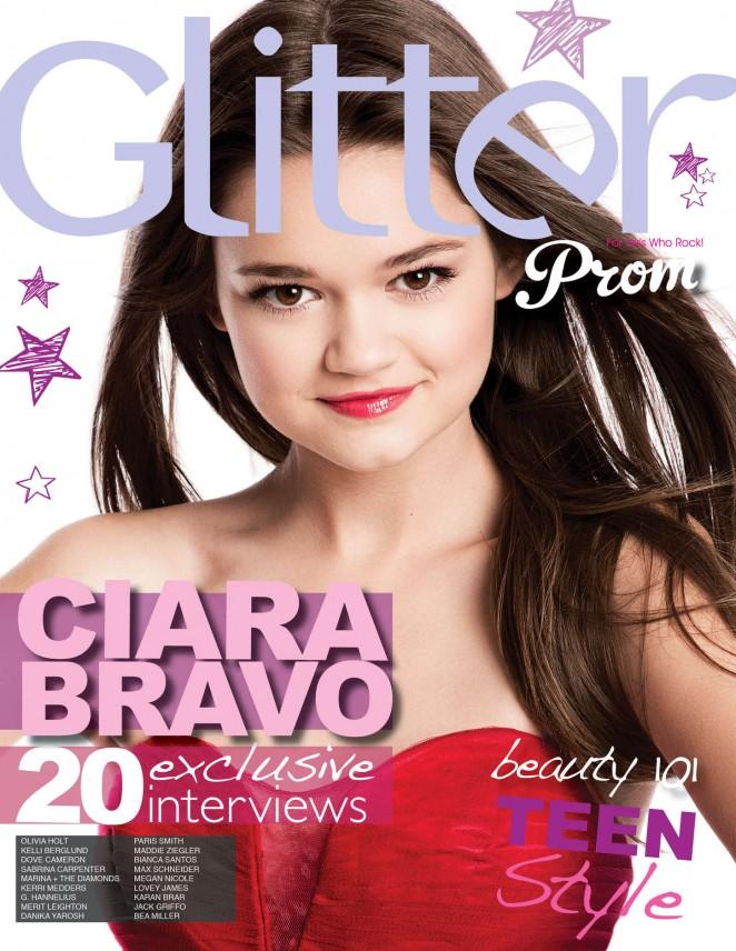 Ciara Bravo - Glitter Magazine Prom 2015