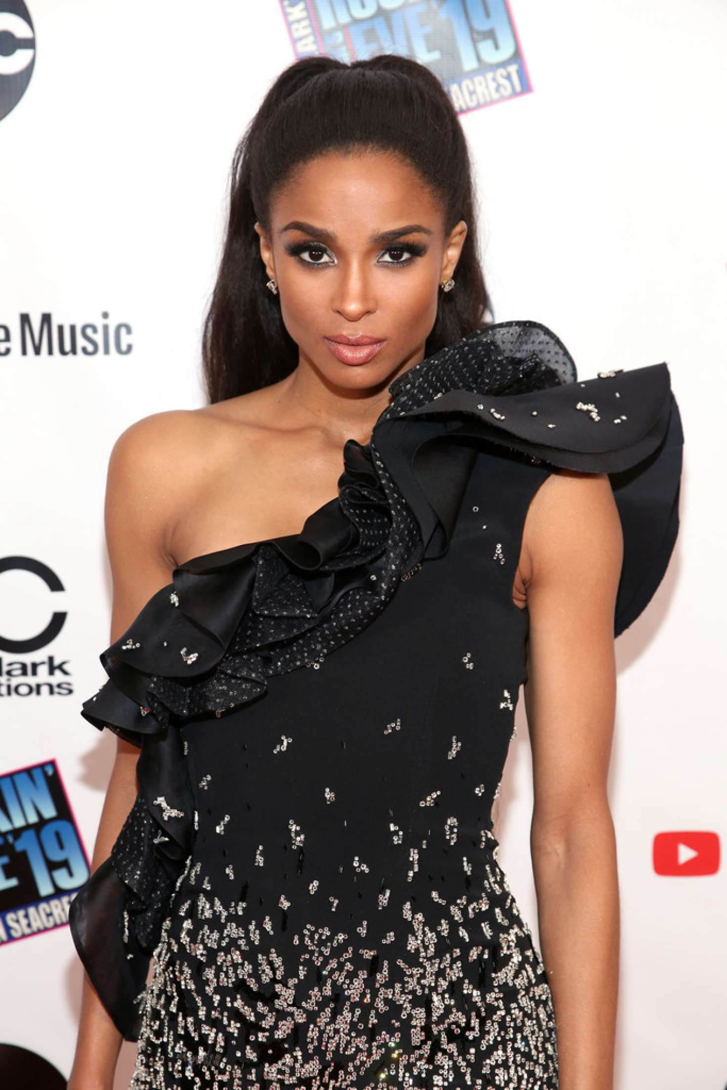 Ciara – Dick Clark's New Year's Rockin' Eve 2019 LA Party ...