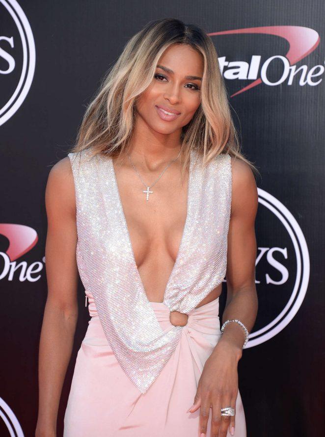 Ciara - ESPY Awards 2016 in Los Angeles