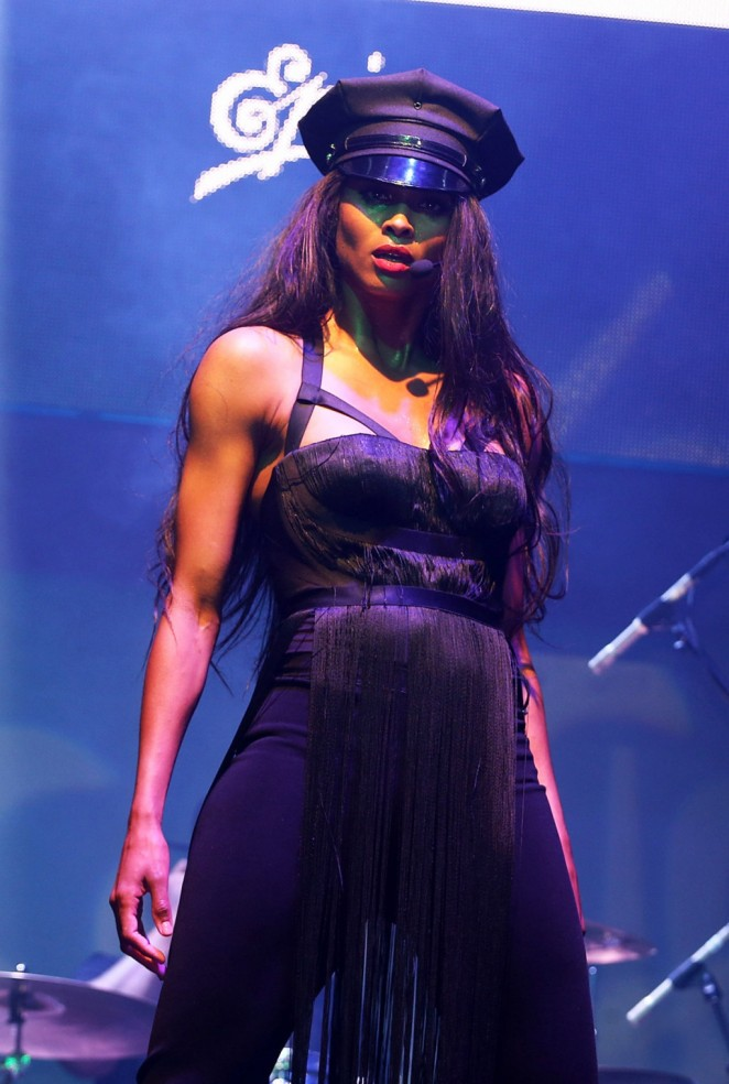 Ciara - From Blitz To Hits 5th Anniversary Celebration in NYC