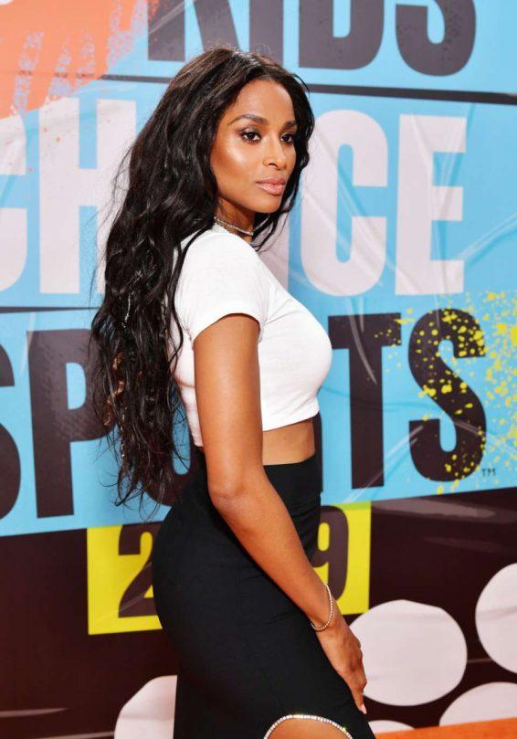 Ciara 2019 : Ciara – Nickelodeon Kids Choice Sports Awards 2019-12
