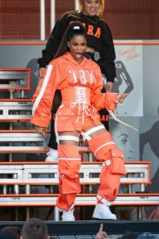 Ciara - Performs at 'Jimmy Kimmel Live!' in Los Angeles