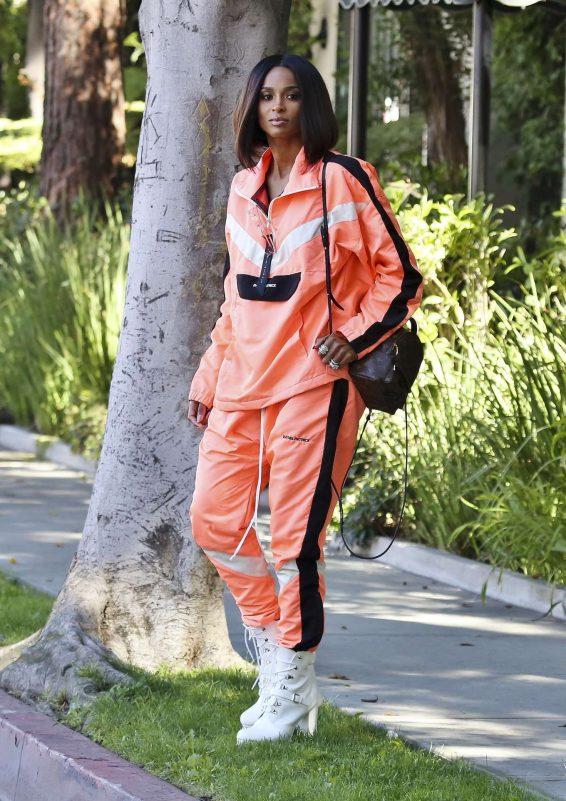 Ciara 2019 : Ciara – Photo shoot candids in Los Angeles-02