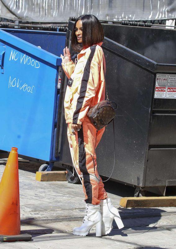 Ciara 2019 : Ciara – Photo shoot candids in Los Angeles-09