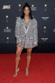 Ciara - Red carpet at 2020 NFL Honors in Miami