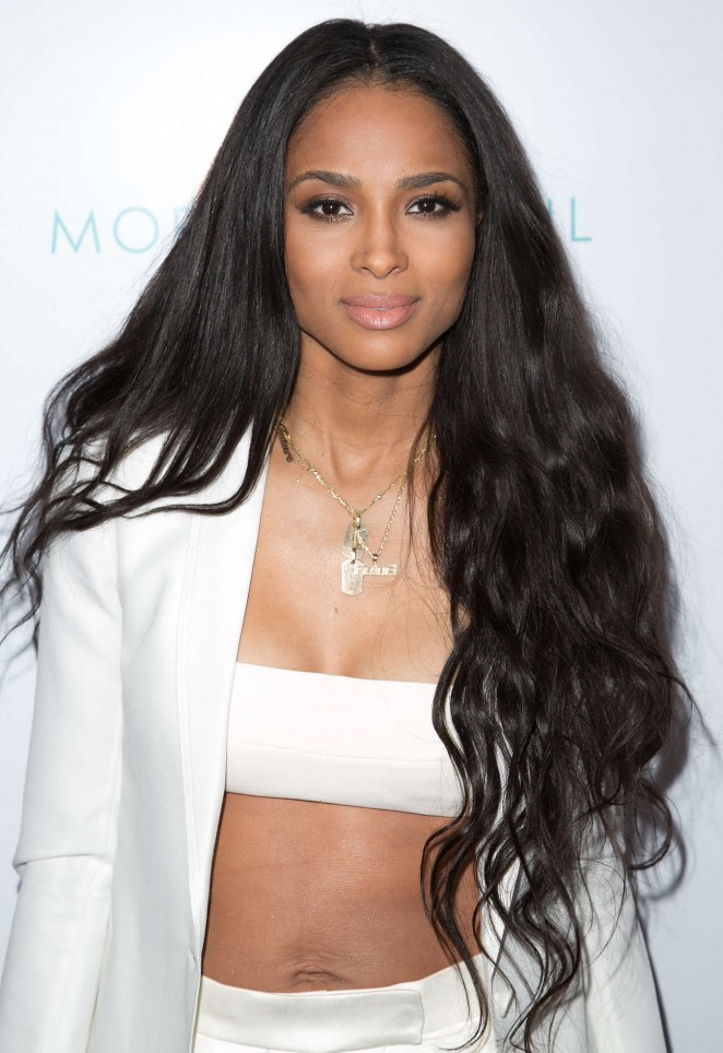 Ciara - The Daily Front Row's 1st Annual Fashion Los Angeles Awards
