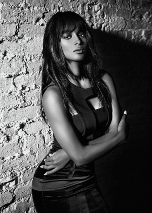 Ciara - Vanity Fair Italy Magazine (October 2015)