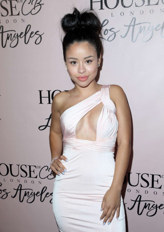 Cierra Ramirez - House of CB Launch in West Hollywood