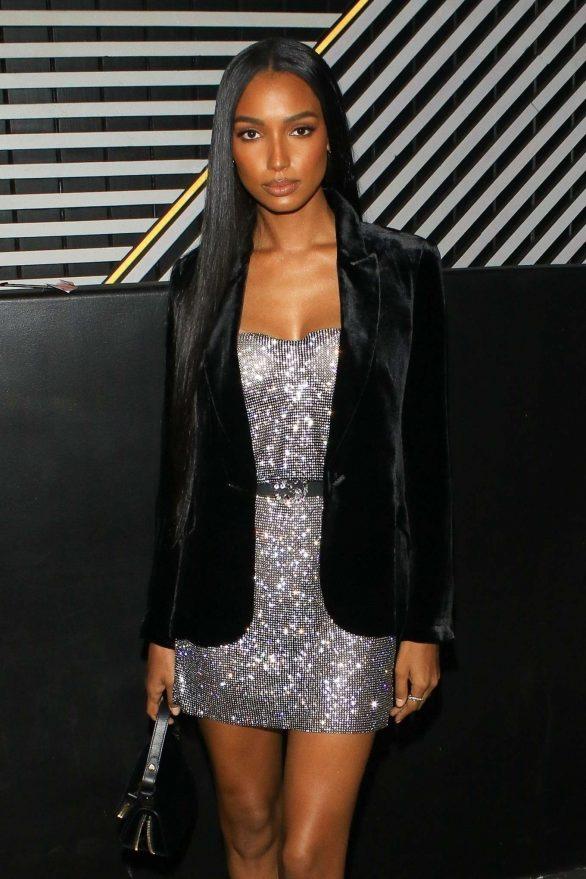 Jasmine Tookes 2019 : Cierra Ramirez – Outside the boohoo x All That Glitters Launch Party-01