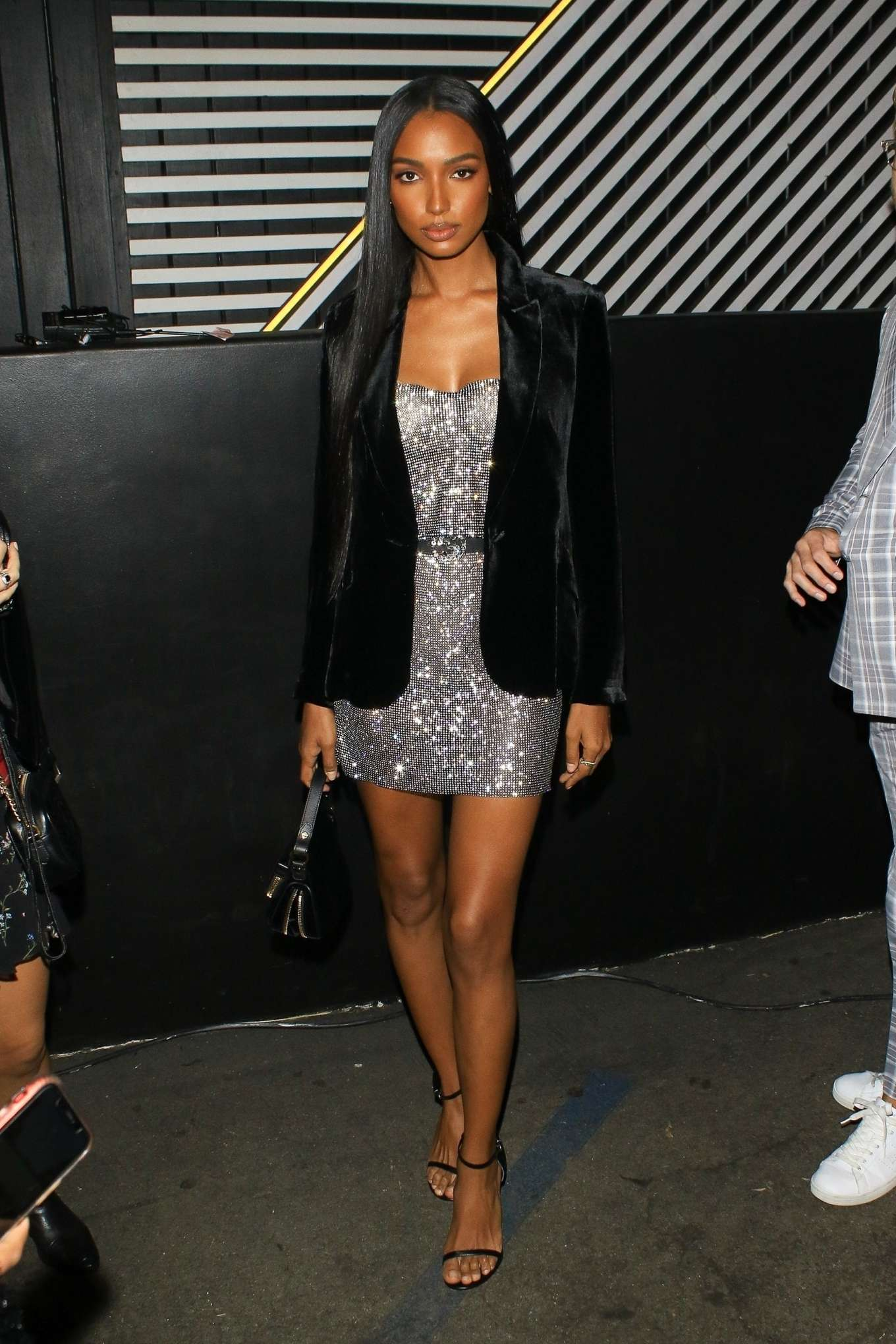 Jasmine Tookes 2019 : Cierra Ramirez – Outside the boohoo x All That Glitters Launch Party-02