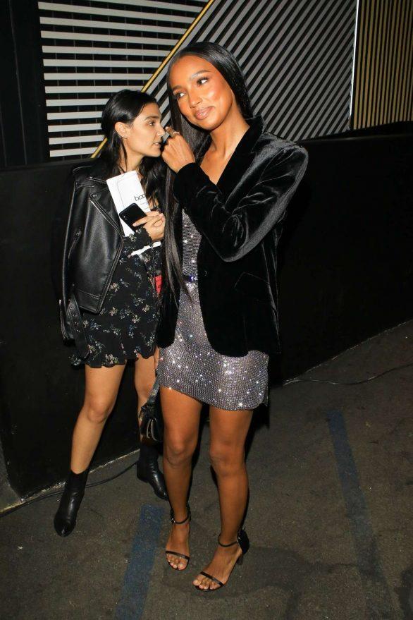 Jasmine Tookes 2019 : Cierra Ramirez – Outside the boohoo x All That Glitters Launch Party-12