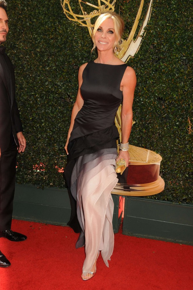 Cindy Ambuehl - 2016 Daytime Emmy Awards in Los Angeles