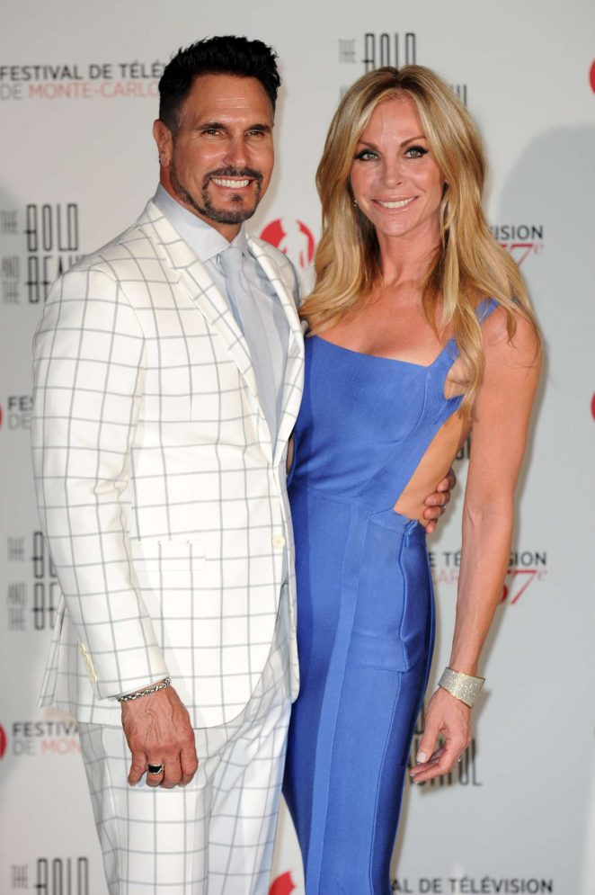 Cindy Ambuehl - 'The Bold and the Beautiful'Anniversary Event in Monte Carlo